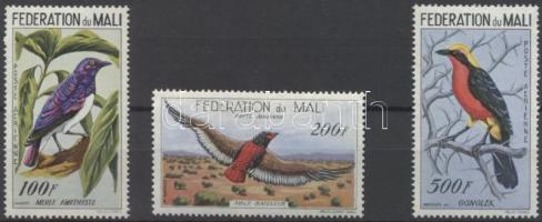 1960 Madarak sor Mi 3-5
