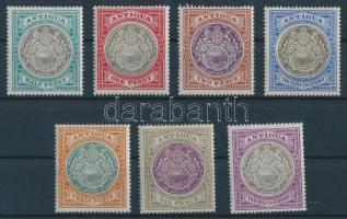 1903 Forgalmi bélyegek / Definitive stamps Mi 16-21 + 24