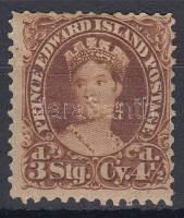 Prince Edward sziget 1870 Forgalmi bélyeg / Definitive stamp Mi 10a