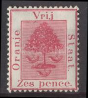 Orange Free State 1868/1894 Forgalmi bélyeg / Definitive stamp Mi 2 c