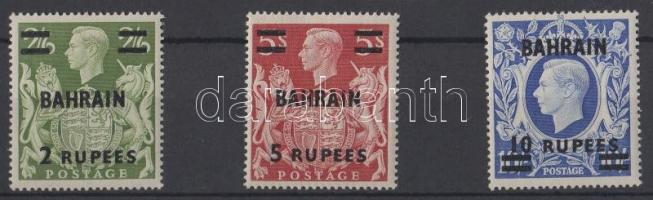 Forgalmi bélyeg sor záró értékek Definitive stamps