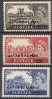 Definitive stamp with overprint, Forgalmi bélyeg sor felülnyomással