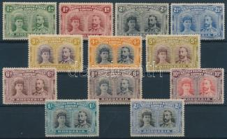 Forgalmi bélyegek Definitive stamps