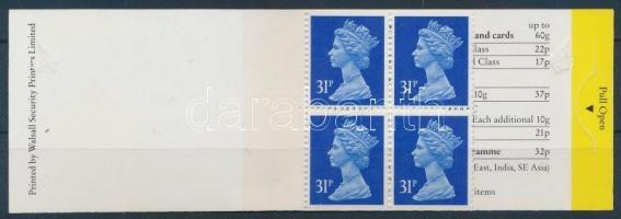 1990 Forgalmi bélyegfüzet Mi 1295