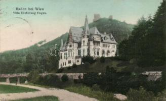 Baden bei Wien, Villa Eugen