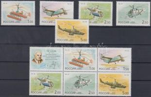 2002 Nikolaj Kamow sor és összefüggés Mi 1002-1006
