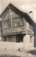 Visby mahogany house, Visby mahagóni ház