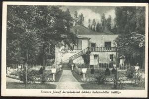 Balatonlelle, Ferenc József kereskedelmi kórház üdülője
