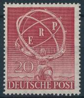1950 Európai Újjáépítési Program Mi 71