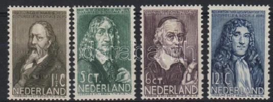 Summer stamp set, Nyári bélyegek sor, Sommermarken Satz