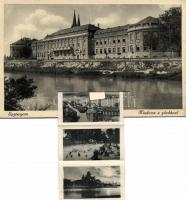 Esztergom, Kisduna leporellocard