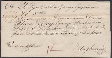 1822 Ex offo v EPERIES - Unghvarini