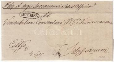 1838 Ex offo v.EPERIES - Sebesinum