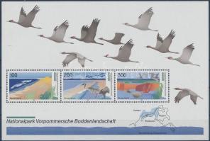 1996 Nemzeti parkok (I) blokk Mi 36