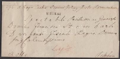 1830 Ex offo V.TOKAI - Pesthini