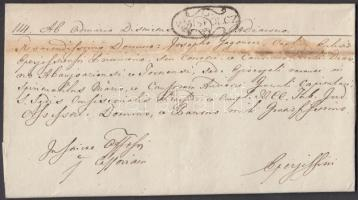 1842 Ex offo V.MISKÓLCZ - Eperjessini