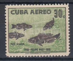 1958 Felipe Poey (halak) Mi 606