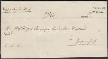 1849 Ex offo SARKANY - HERRMANSTADT