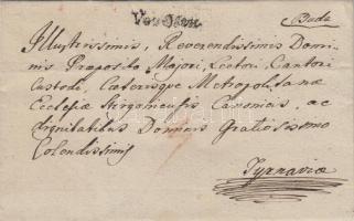 1791 Ex offo Von Ofen - Tyrnavia