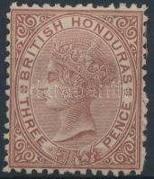 Brit Honduras 1872 Forgalmi bélyeg Mi 5 A