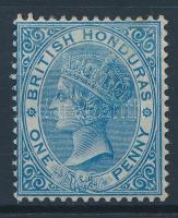 Brit Honduras 1872 Forgalmi bélyeg Mi 4 C