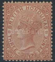 Brit Honduras 1872 Forgalmi bélyeg Mi 5 C