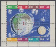 1962 Űrrepülés kisív Mi 926-933