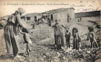 Thessaloniki; Vardar district, refugees