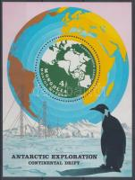 1980 Antarktisz blokk Mi 67