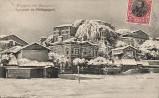 Plovdiv, Philippopoli;