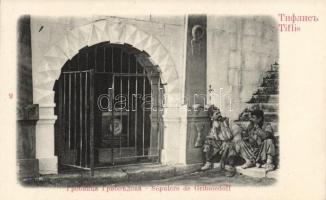 Tbilisi, Tiflis; Griboiedov tomb
