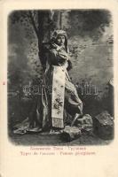 Georgian lady, folklore, Grúz nő, folklór