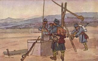 Old rebels s: Juszkó, Öreg népfölkelők s: Juszkó
