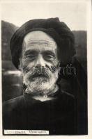 Georgian man from Adjara, folklore, Grúz folklór Adjara-ból