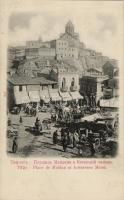 Tbilisi, Tiflis; Maidan, fortress