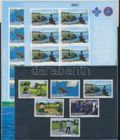 2007 Europa CEPT: Cserkészet sor Mi 1130-1135 + kisívpár Mi 1131-1132