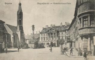 Sopron, Megyeház tér