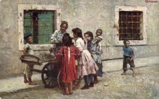 Children s: G. Grimani, Gyerekek, s: G. Grimani
