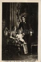 Charles IV., Zita, Otto, So. Stpl