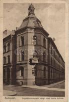 Budapest V. Irányi utca, Angolkisasszonyok épülete