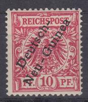 Deutsch Neuguinea 1897 Mi 3b Signed: Jaschke