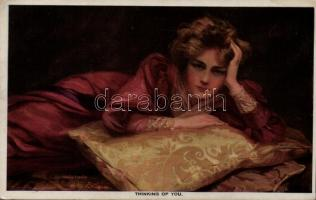 Thinking of you, Romantic lady s: Philip Boileau