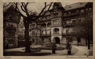 Baden bei Wien, Sanatorium Gutenbrunn