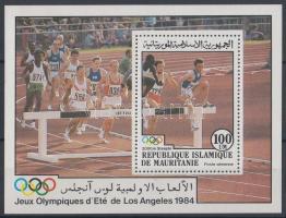1984 Nyári olimpia blokk Mi 58