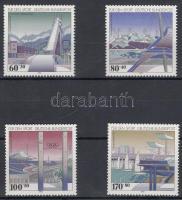 1993 Sportsegély sor Mi 1650-1653