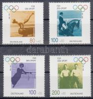 1996 Sportsegély sor Mi 1861-1864