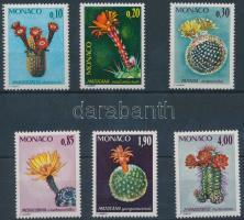 1974 A botanikus kert ritka növényei sor Mi 1154-1159