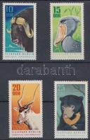 1970 Berlini Állatkert Mi 1617-1620