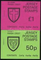 1976 Címerek 2 db bélyegfüzet