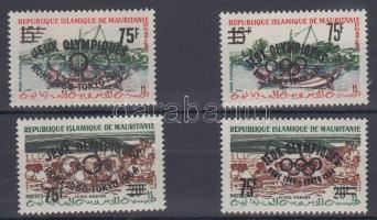 1962 Kiadatlan bélyegsor 4 érték: Olimpia Róma, Tokió Mi I-II
